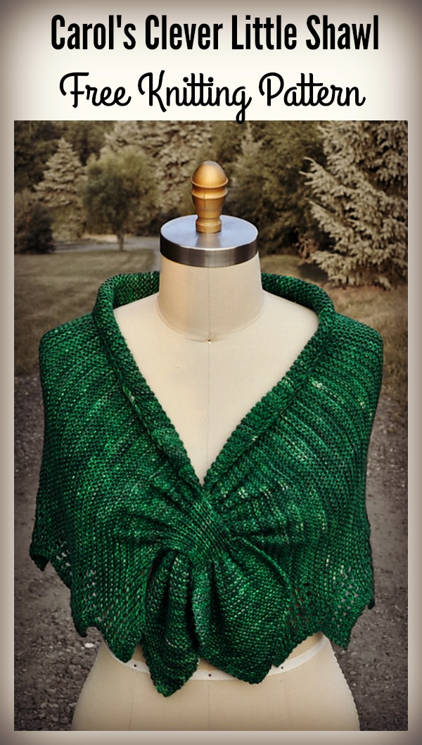 Awesome Knit Pattern Shawl Ideas - Blanket Knitting Pattern Ideas ...