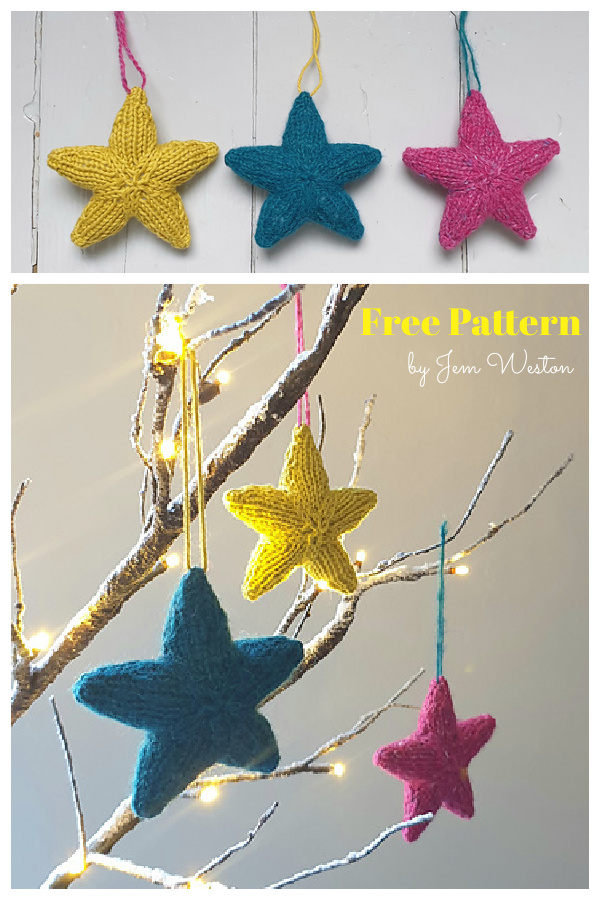 Little Stars Free Crochet Pattern