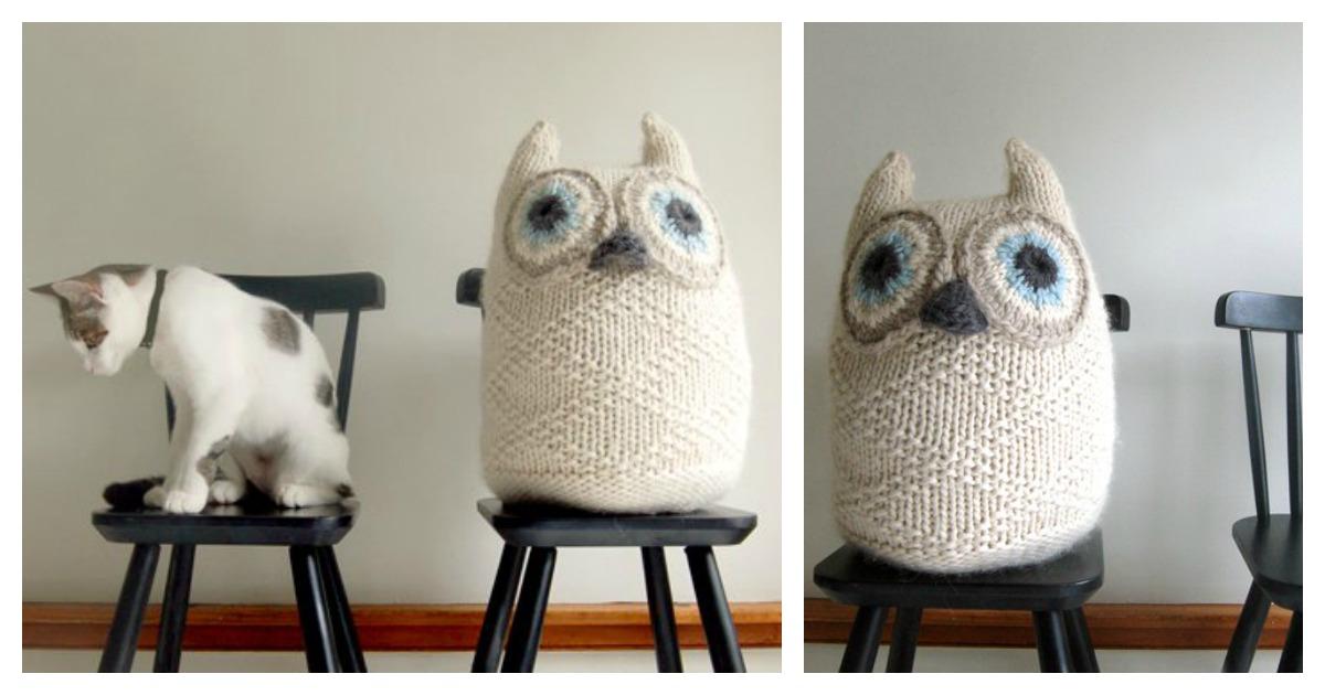 Snowy Owl amigurumi pattern - Amigurumi ZA   630x1200