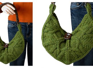 Brea Bag Free Knitting Pattern