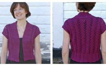 Four Seasons Vest Free Knitting Pattern