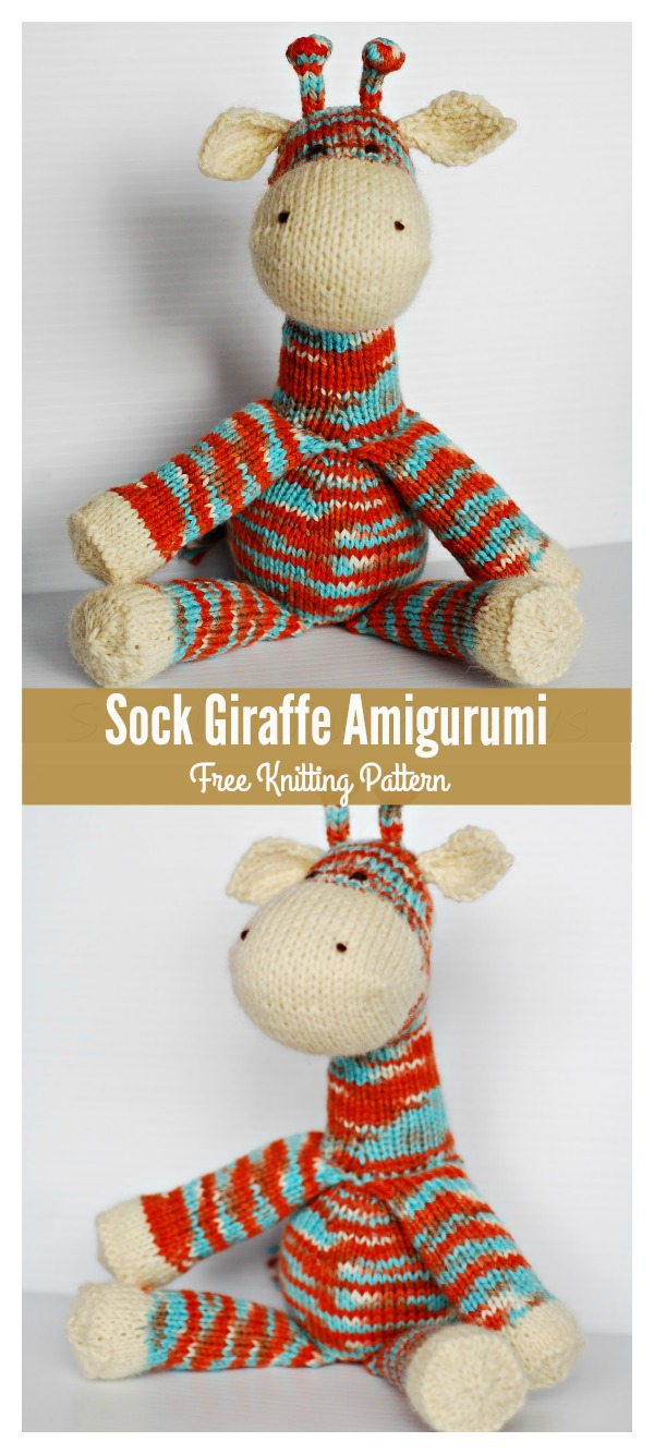 Amigurumi Giraffe Best Crochet Patterns | 1334x600