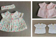 Sweet Baby Set Free Knitting Pattern