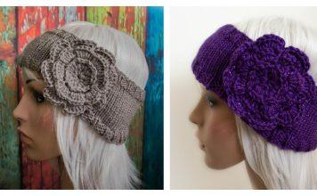 The Whitney Headband Free Knitting Pattern