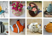 Tea Cozy Free Knitting Pattern