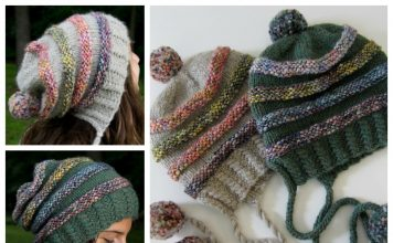 The Catbird Hat Free Knitting Pattern