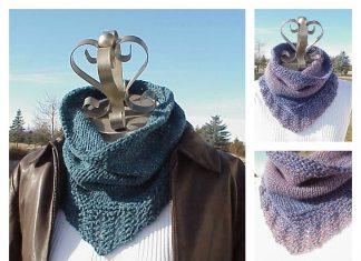 Bridger Cowl Free Knitting Pattern