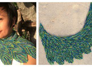 Pincha shawl Free Knitting Pattern