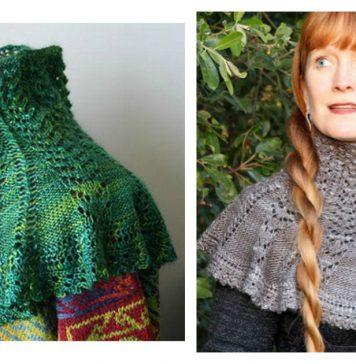 Cozy Neck Warmer Free Knitting Pattern
