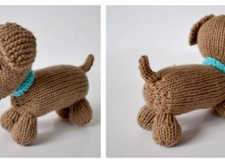Loyal Puppy Free Knitting Pattern