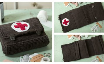 First Aid Kit Free Knitting Pattern