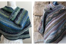 Stitch Sampler Shawl Free Knitting Pattern
