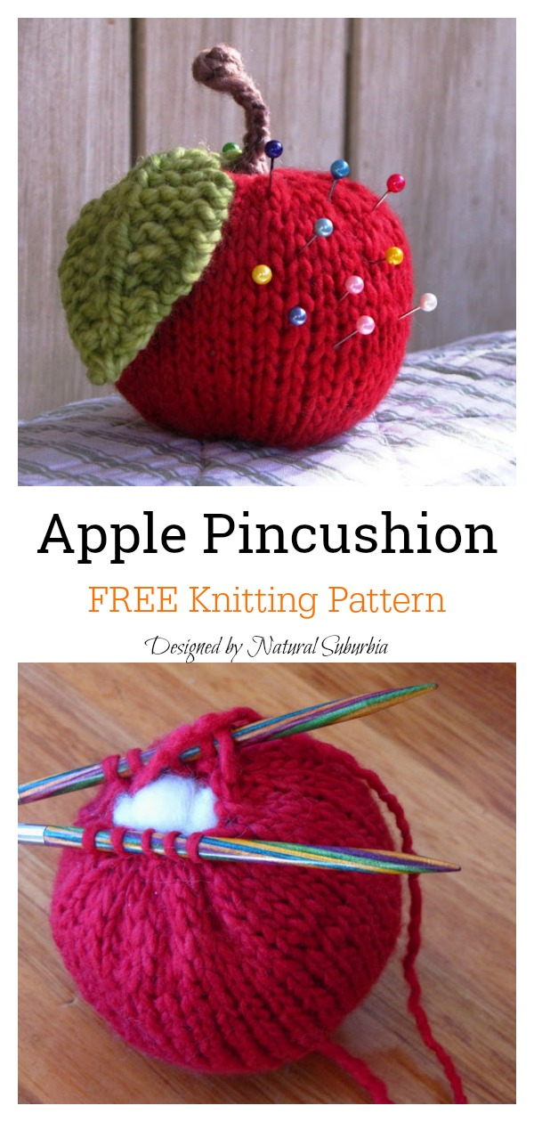 Creative Pincushion Knitting Pattern - Page 2 of 2