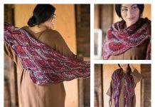 Carol Shawl FREE Knitting Pattern