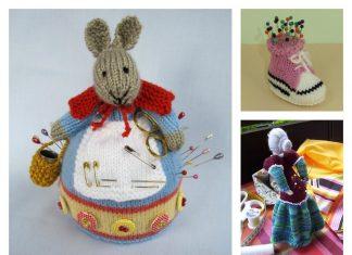 Creative Pincushion Knitting Pattern