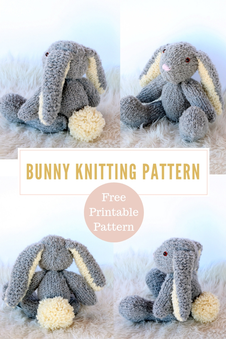Awesome and Free Amigurumi Bunny Pattern Ideas - Free Amigurumi ... | 1102x735