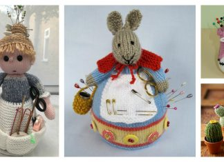Creative Pincushion Knitting Pattern