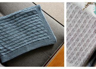 Keith Baby Blanket Free Knitting Pattern