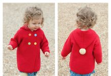 Plumpton Coat Free Knitting Pattern