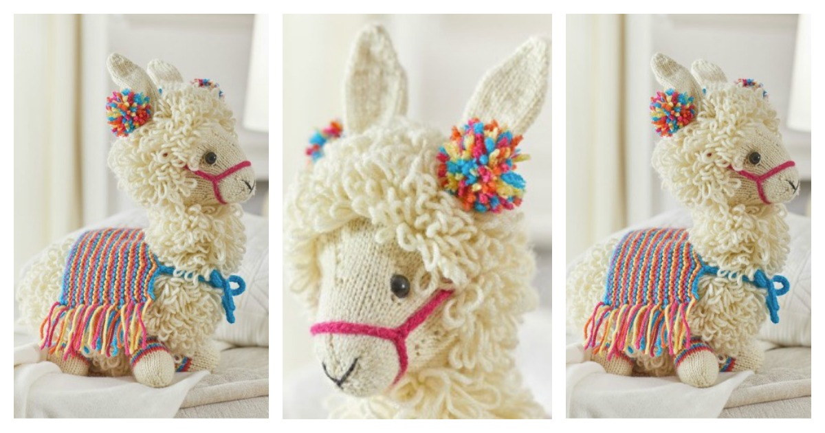 Alana the Alpaca - Sweet Softies | Amigurumi and Crochet | 630x1200