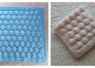 Jordan Baby Blanket Free Knitting Pattern