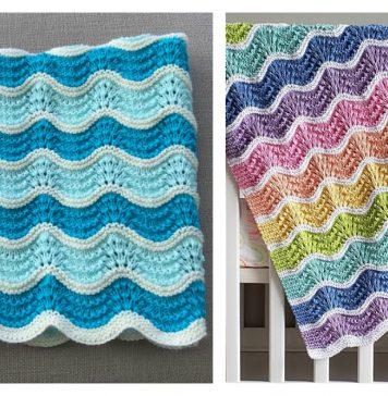 51c604295d3 Blanket Archives - Start Knitting - Knitting Patterns