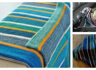 Bundle of Joy Baby Blanket Free Knitting Pattern