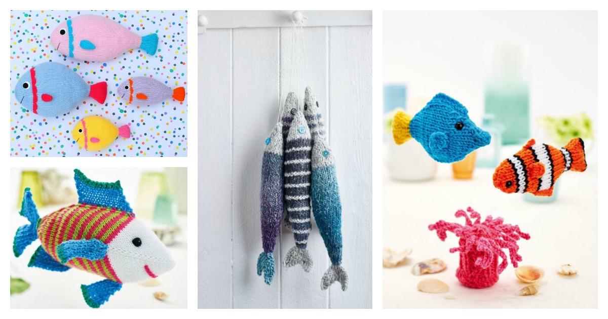 Marilyn the Fancy Fish Free Amigurumi Crochet Pattern ⋆ Crochet ... | 630x1200