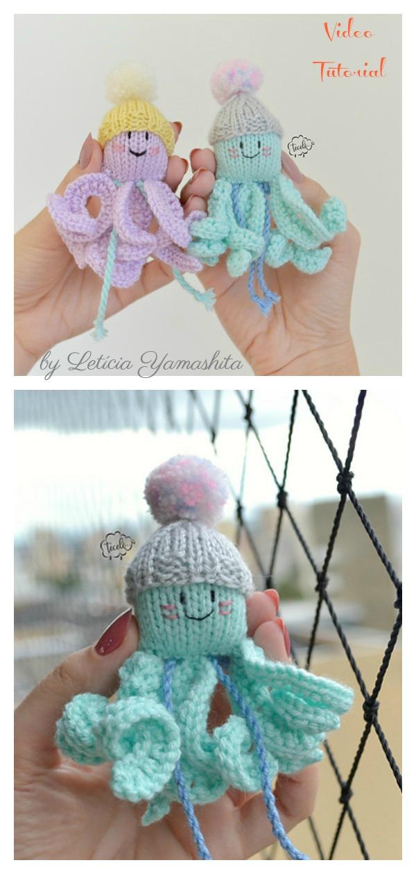 Crochet Octavia the Octopus Amigurumi Free Pattern | Crochet ... | 1260x600