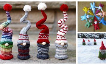 Baby Gnome Free Knitting Pattern