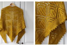 Rumpelstiltskin Shawl Free Knitting Pattern