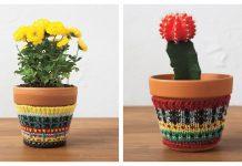 Animal Pot Cozies Free Knitting Pattern