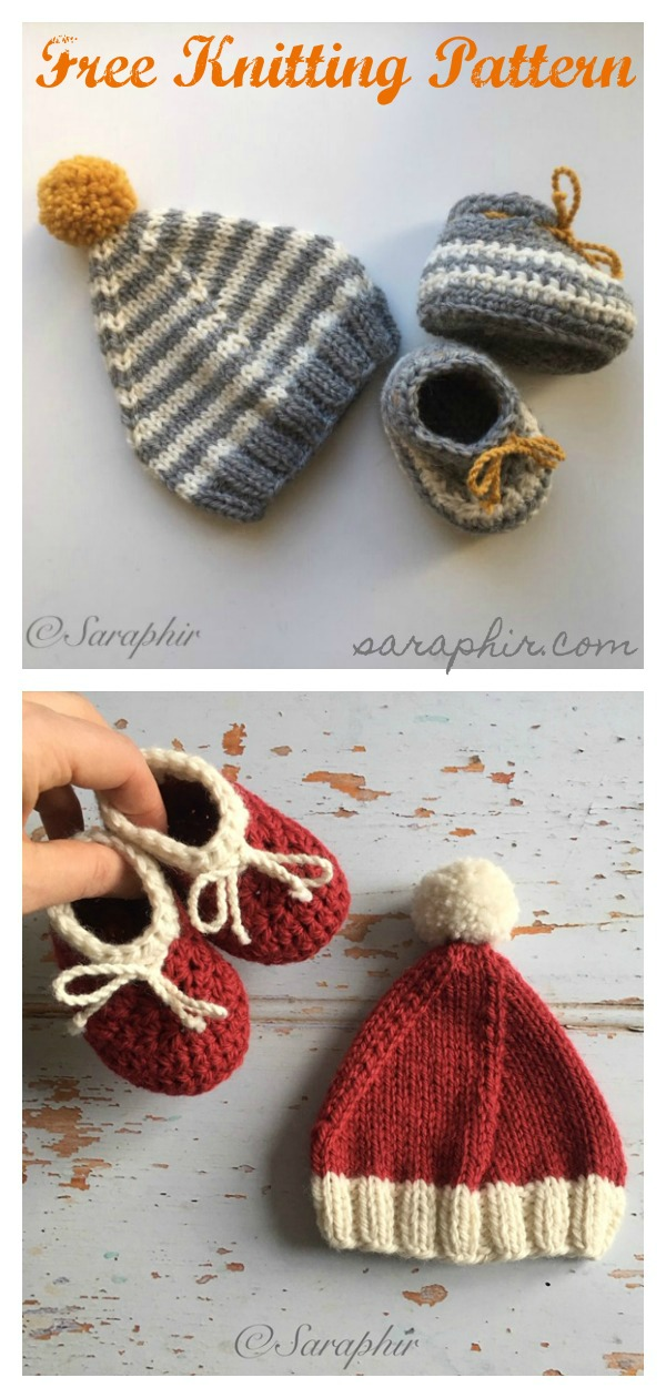 Baby Pixie Hat Free Knitting Pattern