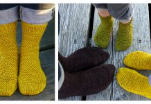 The Rye Socks Free Knitting Pattern