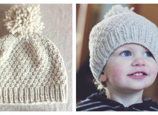 Family of Beloved Hat Free Knitting Pattern