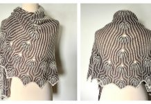 Joyous Lace Shawl Knitting Pattern