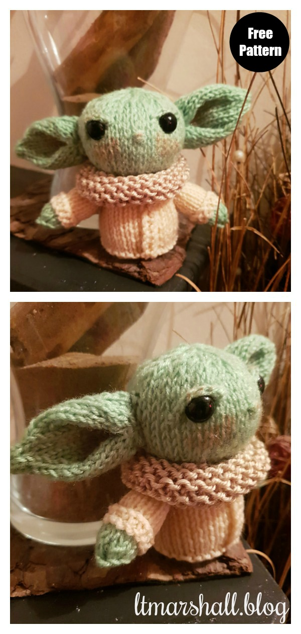16 Extra Cute Amigurumi Knitting Patterns | AllFreeKnitting.com | 1260x600