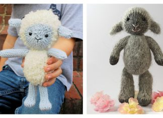 Little Lamb Free Knitting Pattern