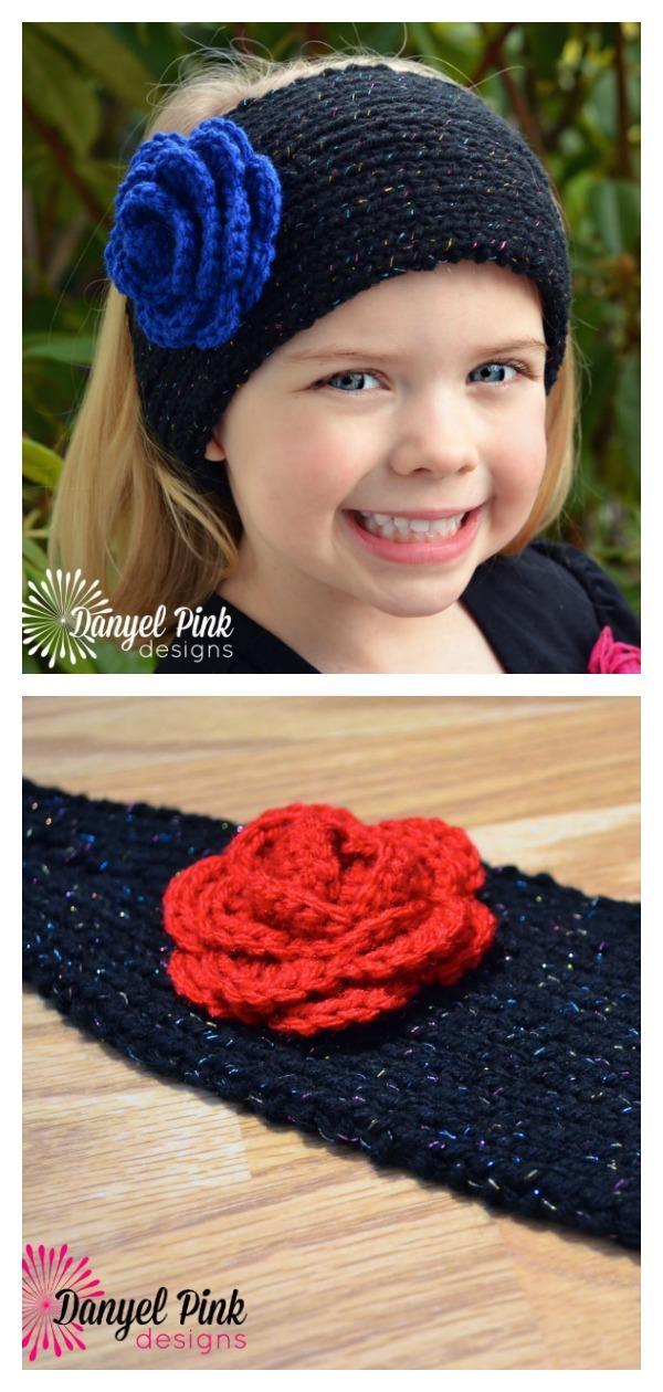 Sharyl Headwrap Free Knitting Pattern