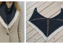 Spring shawl Free Knitting Pattern