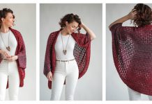 Easy Enchanted Cardigan Knitting Pattern for Beginner