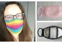 Face Mask Free Knitting Pattern