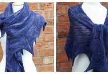 Happy Talk Shawl Free Knitting Pattern