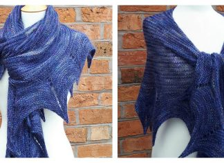 Happy Talk Shawl Free Knitting Pattern