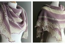 Sweet Dreams Lace Shawl Free Knitting Pattern