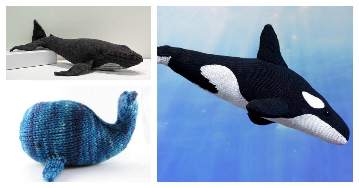 Ravelry: Tiny Whale Amigurumi pattern by Codi Hudnall   630x1200
