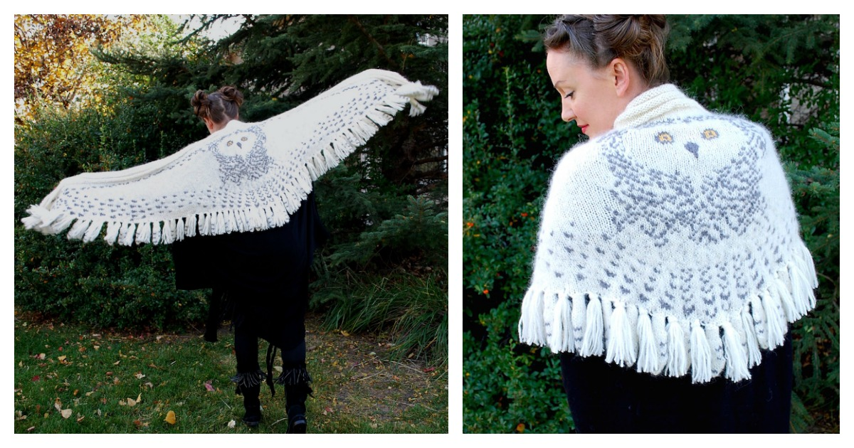 16 Magical Harry Potter Patterns for... | Top Crochet Patterns | 630x1200