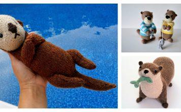 Sea Otter Knitting Patterns