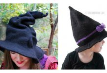 Witch Hat Knitting Patterns