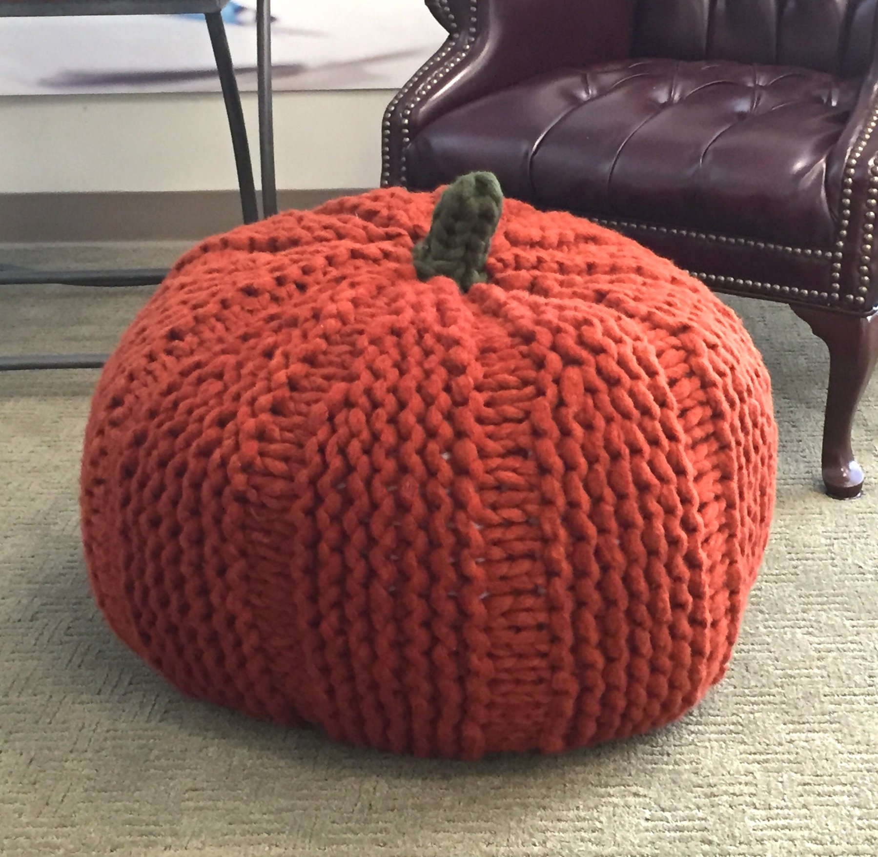 10 Floor Pouf Free Knitting Pattern and Paid - Page 2 of 2